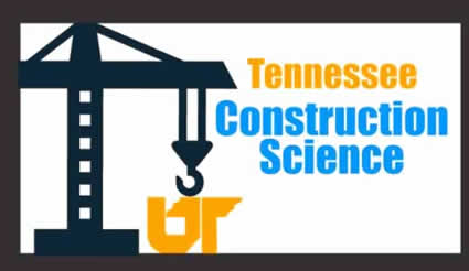 Logo of the University of Tennessee Construction Science Club