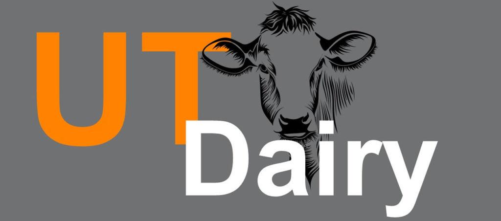 UT Dairy Club Logo
