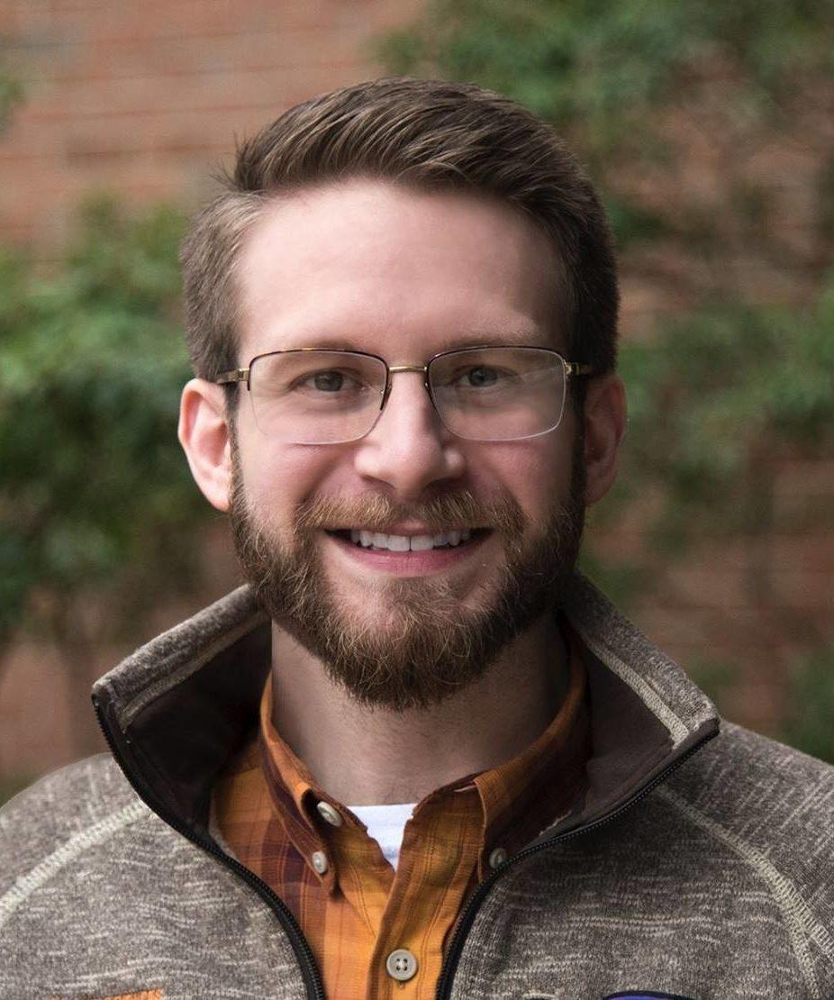 Jake Nelson, Coordinator for Recruitment